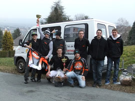 Rallye des 4 Puys 2012