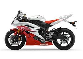 2006 YZF-R6: Radstand 1380mm