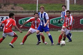 El Laudio perdió la temporada pasada por 1-0 en un flojo partido.