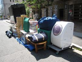 赤帽 神戸中央区の単身引越し