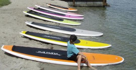 Kaimana SUP Demo Day