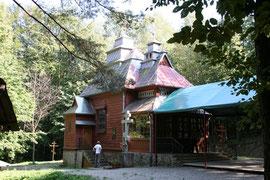Kaplica Bogarodzicy na Świętej Górze Jawor