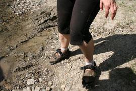 Wycieczka w Beskid Niski nie zostanie zapomniana, gdy się kto na szlak wybierze w sandałach
