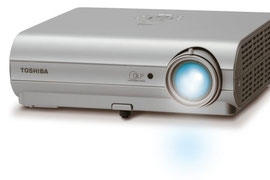 Vidéo projecteur Toshiba