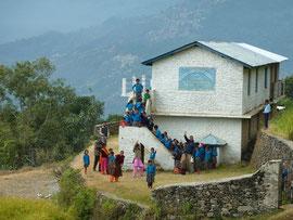 Dorfschule Betini