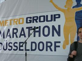 Marathon Düsseldorf 2014
