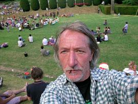 Bob Budd Bildhauer Großbritannien