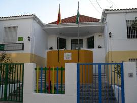 Edificio del nuevo Colegio