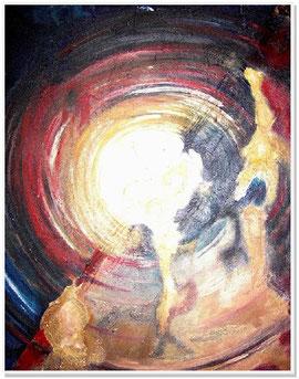 Klarheit, Weisheit, Licht...es ist in uns, umschlossen vom Gedankenmantel