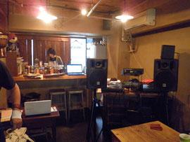 Jimdoカフェ渋谷の中