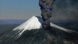 もし富士山が噴火したら・・・  ちょっと備えようがないかもしれません