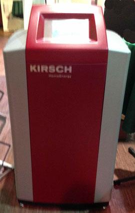 Kirsch Bhkw in der 1,9 kw el. und 4 Kw el.  Klasse  Ideal Eigenverbrauch mit Batt System,