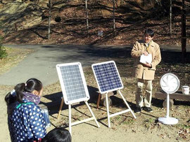 エコロジーオンライン・上岡裕理事長によるナノ発電所の解説