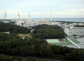 中部電力 浜岡原子力発電所
