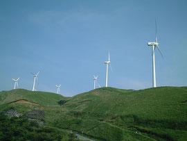 環境と共存した発電施設作りを目指す  Photo by sabolama