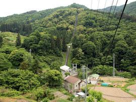小水力発電所は昔から山間部などに造られてきた