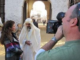Antonio Banderas en Tunisie