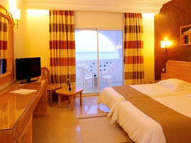 Room Hotel Mahdia Beach