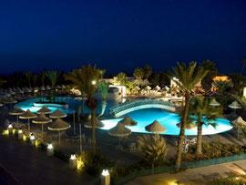 Piscine Yadis Djerba Golf Thalasso