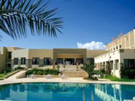 Pool Hotel Sufetula