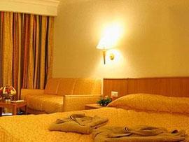 Room Hotel Mouradi Hammam Bourguiba
