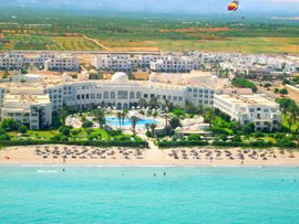 Hotel Golden Tulip Mahdia Palace