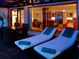Bungalows Les Orangers Beach Resort
