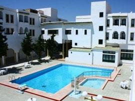 Piscine Hotel Amina