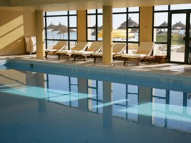 Pool Park Inn Ulysse