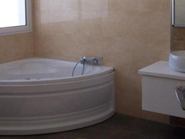 Salle de bain  La Maison sur les Toits
