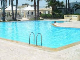 Pool Résidence Ain Meriem