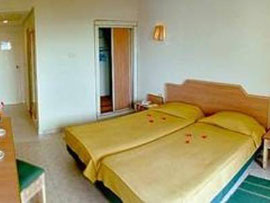 Room Les Mimosas