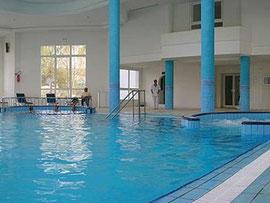 Pool Hotel Mouradi Hammam Bourguiba