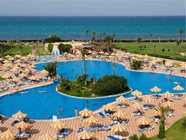 Piscine Nour Palace Resort