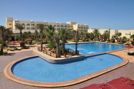 Hôtel Hasdrubal Thalassa & Spa
