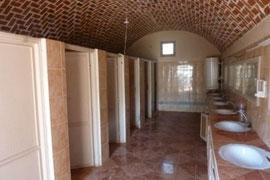 Bathroom Paradis camp