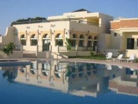 Piscine Gafsa Palace