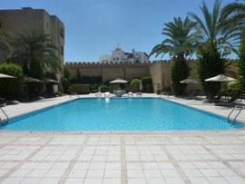 Pool La Kasbah