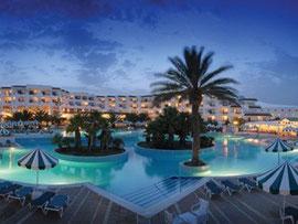 Pool Riu el Mansour