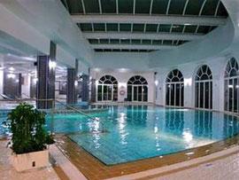 Pool Mouradi Palm Marina