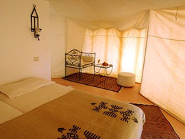 Tent Camp Yadis Ksar Ghilane