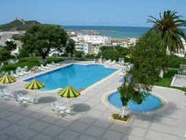 Pool Les Mimosas