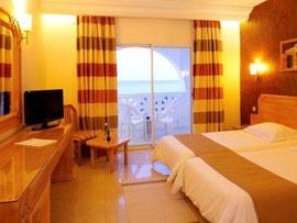 Chambre Hôtel Mahdia Beach
