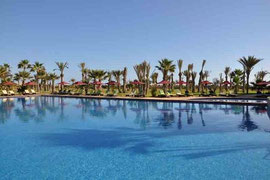 Pool Hasdrubal Thalassa & Spa