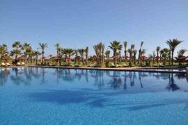 Pool Hasdrubal Thalassa & Spa