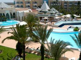 Pool Hasdrubal Hammamet