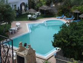 Pool Résidence Romane