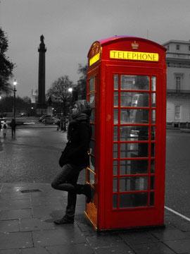 Noémie à Londres