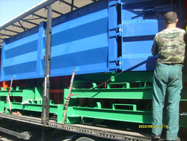 Container - Transport