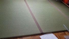 21ミリ厚みの薄畳です